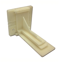 Undermount Drawer Slide Adjustable Plastic Socket