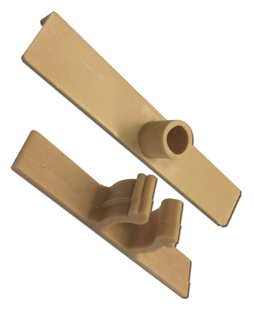 Kitchen cabinet false drawer clips - False Front Clips