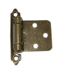 Self Closing Antique Brass Cabinet Hinge