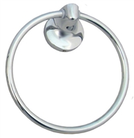 Harbor Mist Towel Ring