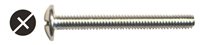 #8-32 x 1/2 Truss Phillips/Slot Machine Screws | Remodel Market