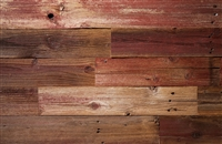 Barn Red Reclaimed Wood - Box of 21 sq. ft.