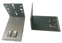 Steel Mounting Bracket for Landslide Undermount Drawer Slide