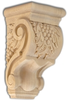 Maple Grapevine Corbel - Remodel Market