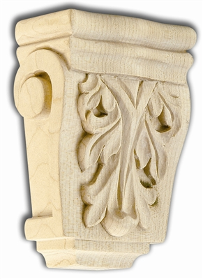 Acanthus Corbel - From Hardware and Molding