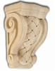 Woven Corbel - From Hardware and Molding
