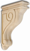 Traditional Bar Bracket Corbel - from Hardwareandmolding.com