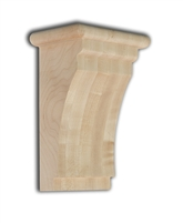 Coved Corbel - Birch