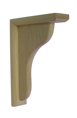 Bar Brackets from Hardware and Molding