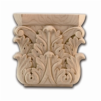 Corinthian Capital - From Hardware and Molding