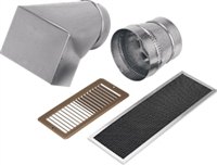 Ductless Conversion Kit for Broan 390CFM Ventilator