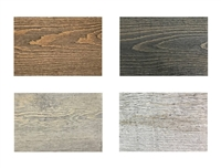 Rustic Shiplap Plank Sample Kit