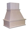 Castlewood Traditional Chimney Range Hood with Removable Upper Access