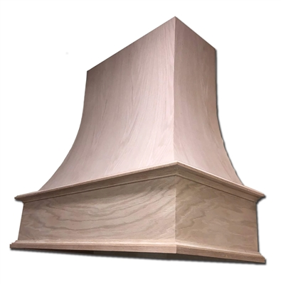 Castlewood Curved Epicurean Chimney Range Hood