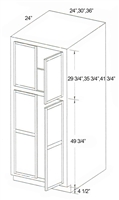 Parkview Cabinets SFD U242496