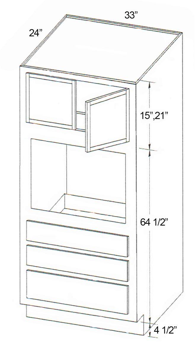 Parkview Cabinets Sfs Uo3390