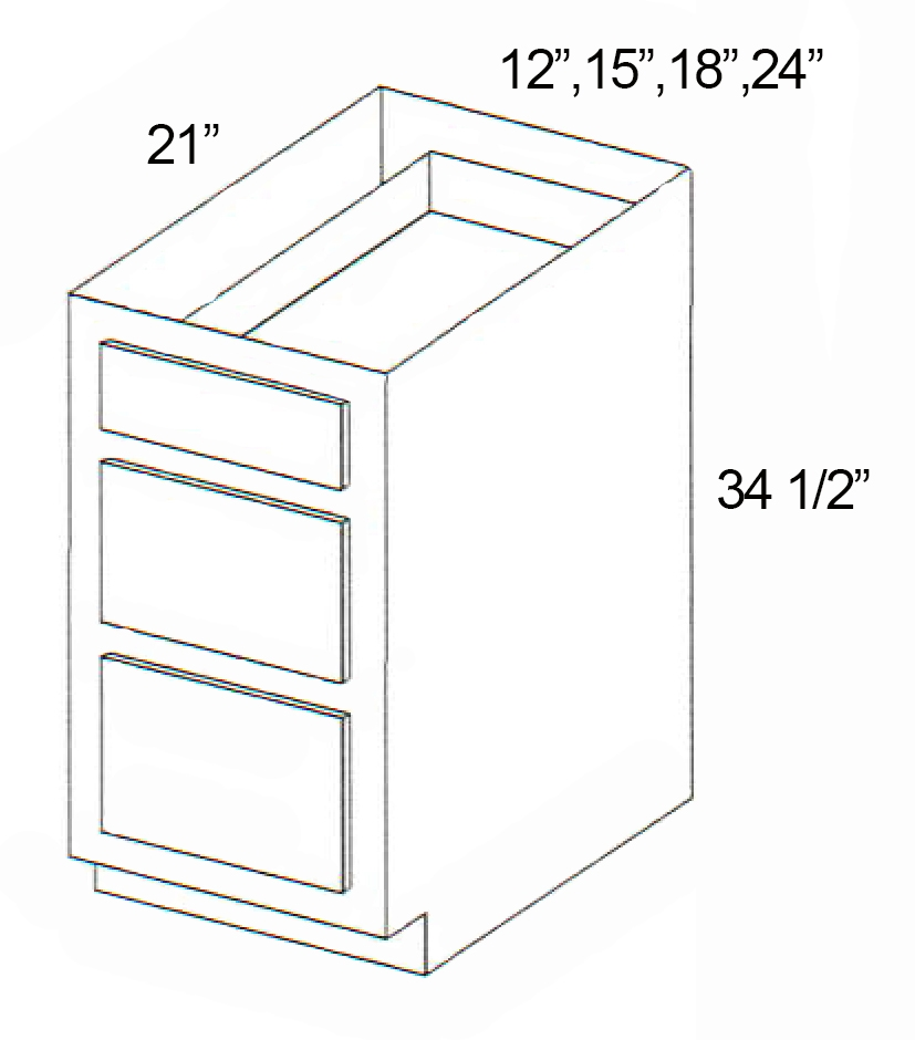 Parkview Cabinets Sfs Vtd12t