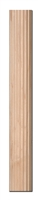 Reeded Onlay Column - Maple