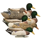 Magnum Mallard, Foam Filled, Flocked Heads