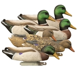 Magnum Mallard FOAM FILLED (6pk)