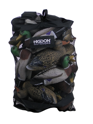 Mesh Decoy Bag, Large