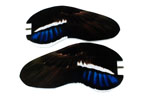 Large Wings for spinning wing duck (set)