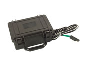 Pulsator Battery Box, 6ft cord..(No Timer, No Battery)