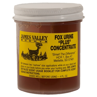 Fox Plus Urine Concentrate - Gel