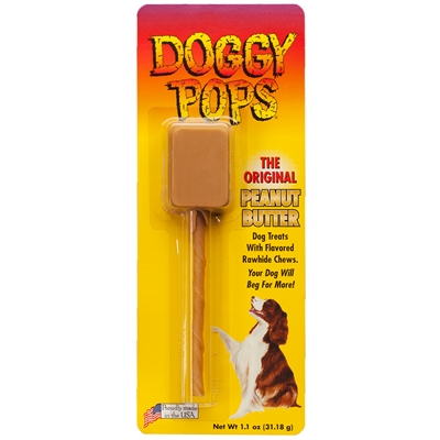 Peanut Butter Doggy Pops - Single Pack