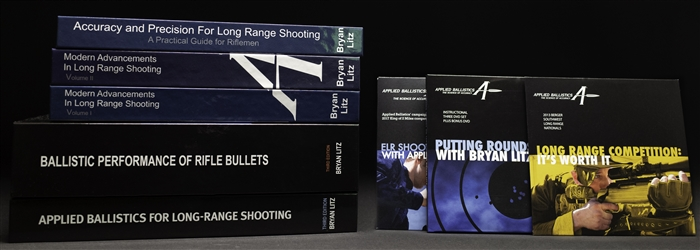 Applied Ballistics Media Bundle