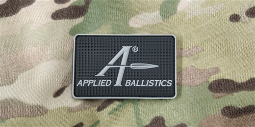 AB Velcro Backed PVC Patch - Sm
