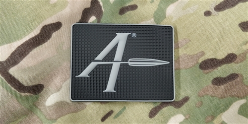AB Velcro Backed PVC Patch - Lg