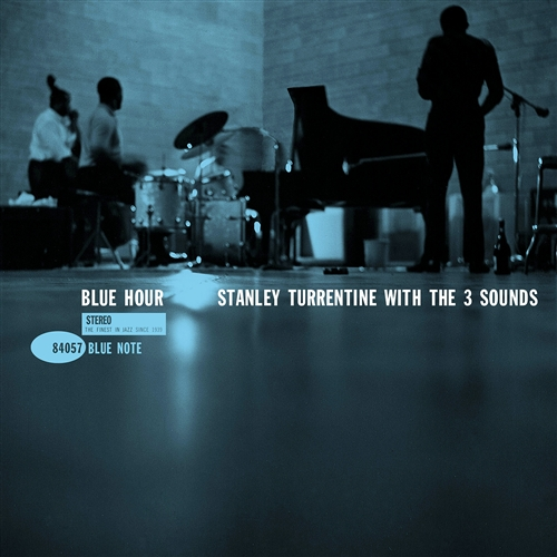 Stanley Turrentine - The Three Sounds Vinyl Jacket Cover