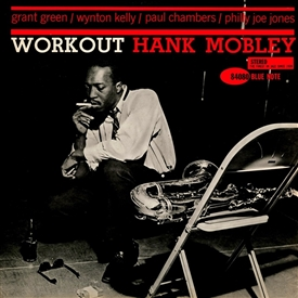Hank Mobley - Workout Jacket Cover