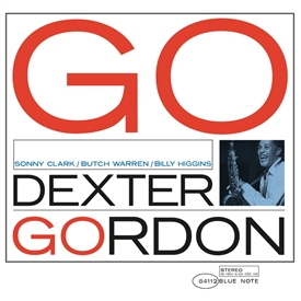 Dexter Gordon - Go! Jacket Cover