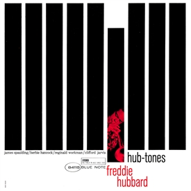 Freddy Hubbard - Hub Tones Jacket Cover