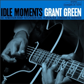 Grant Green Idle Moments Jacket Cover