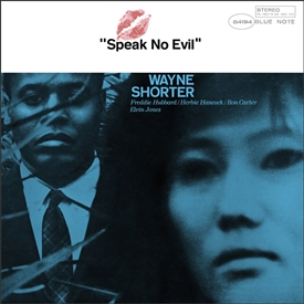 Wayne Shorter - Speak No Evil Vinyl Jacket Cover