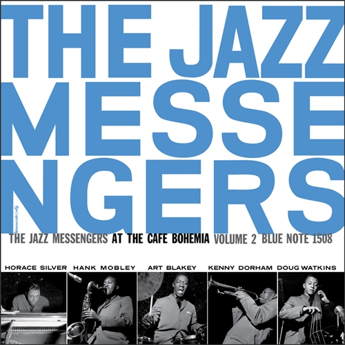 The Jazz Messengers - Vol. 2 Vinyl Jacket Cover