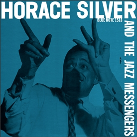 H. Silver & The Jazz Messengers -  Jacket Cover