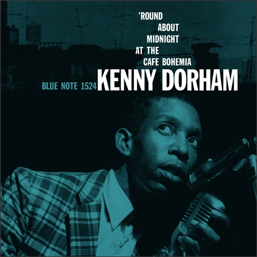 Kenny Dorham - At Café Bohemia Jacket Cover