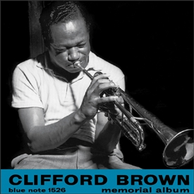 Clifford Brown - Memorial Jacket Cover