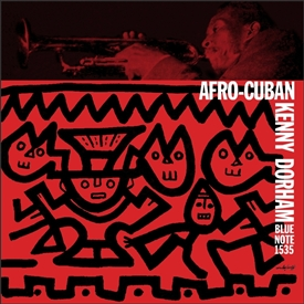 Kenny Dorham - Afro-Cuban Jacket Cover