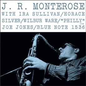 J.R. Monterose Jacket Cover