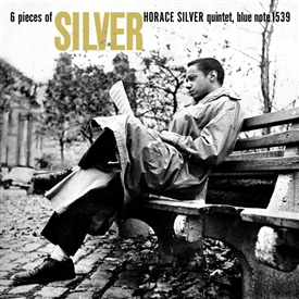 Horace Silver - 6 Pieces of Silver Jacket Cover
