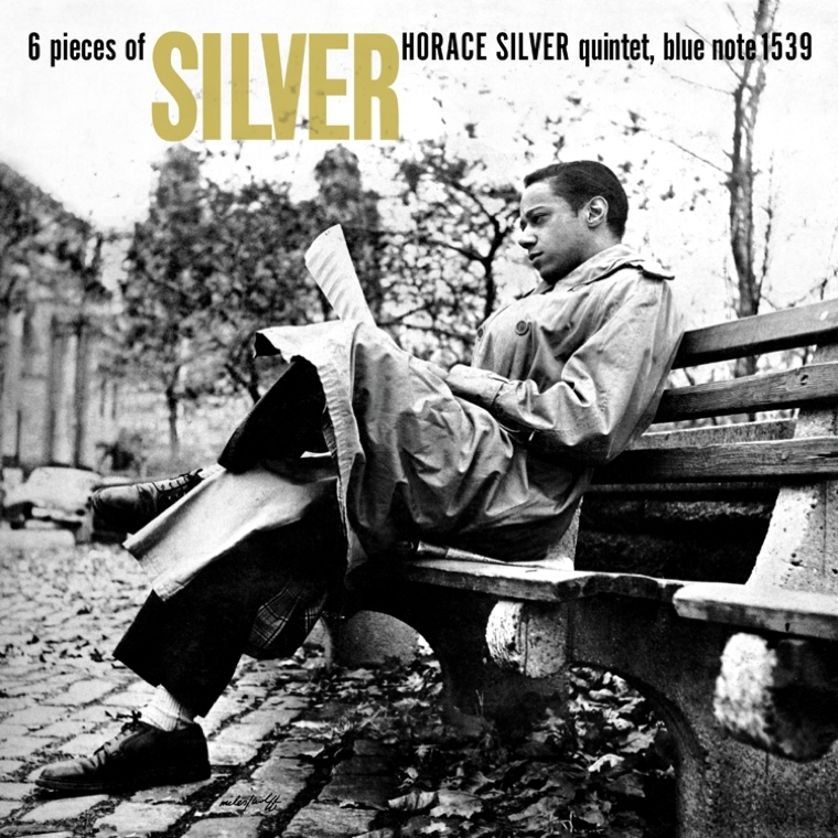 Horace Silver 6 Pieces Of Silver Blue Note Vinyl Reissue