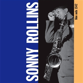 Sonny Rollins - Vol. 1 Vinyl Jacket Cover