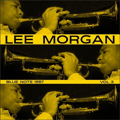 Lee Morgan - Vol. 3 Vinyl Jacket Cover