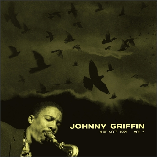 Johnny Griffin - Vol. 2 Jacket Cover
