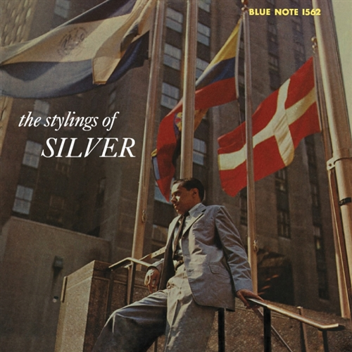 H. Silver - The Stylings of Silver Jacket Cover